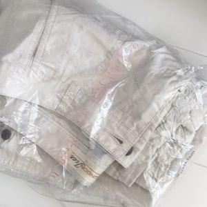 VS London Jean chino Capri cotton pants 8 M